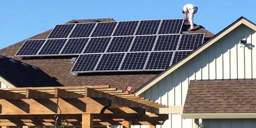 Residential solar contractors - services in Vancouver WA & Southwest Washington - GreenLight Solar & Roofing