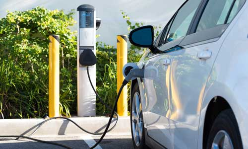 commercial electric vehicle charging station installation in Vancouver WA ridgefield longview kelso kalama camas washington by GreenLight Solar & Roofing