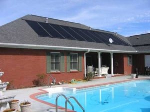 Home Solar Pool Heaters Installation for Residential Solar Panels in Vancouver WA Longview Kelso Kalama Camas Washington by GreenLight Solar & Roofing Contractors