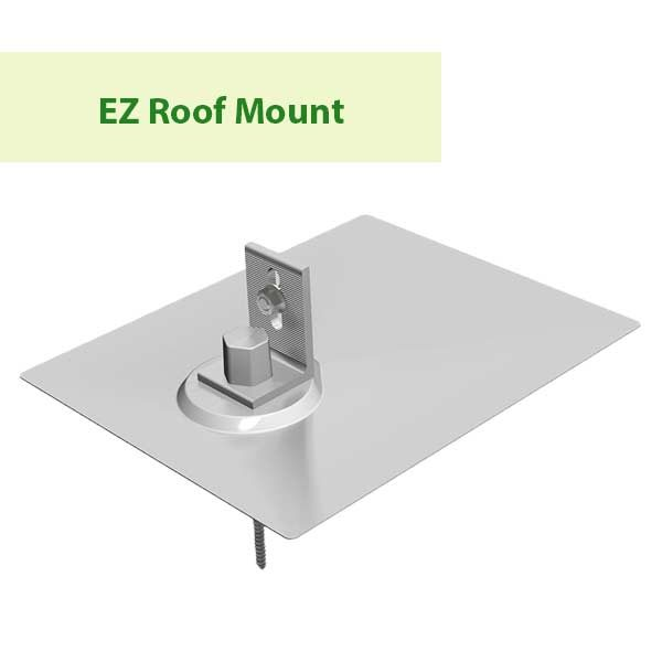 EZ Roof Mount at GreenLight Solar & Roofing in Vancouver WA
