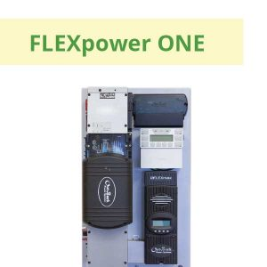 Flex Power One Inverter System at GreenLight Solar & Roofing in Vancouver WA