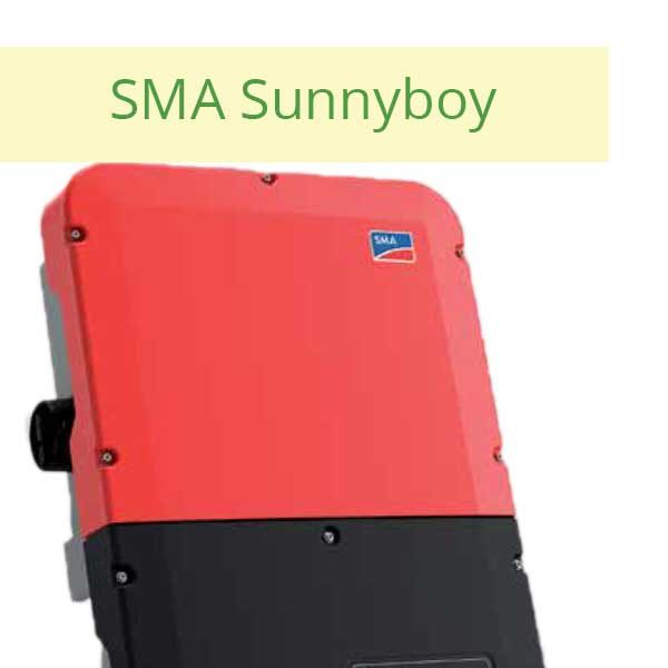 SMA Sunnyboy at GreenLight Solar & Roofing in Vancouver WA