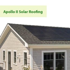 Apollo II Solar Roofing at GreenLight Solar & Roofing in Vancouver WA