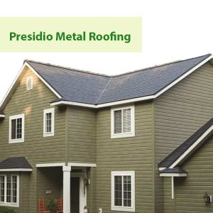 Presidio Metal Roofing at GreenLight Solar & Roofing in Vancouver WA