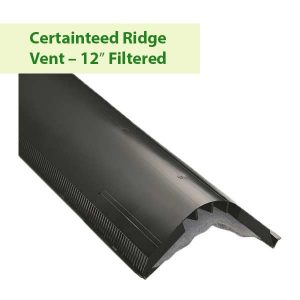 "Certainteed Ridge Vent 12"" Filtered in Vancouver WA"