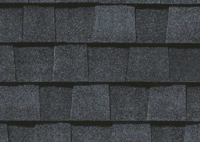 Cinder Black Shingle